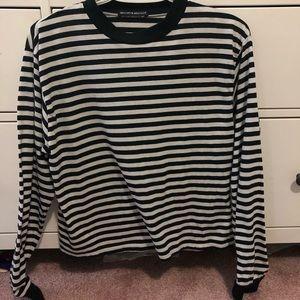 Brandy Melville striped long sleeve